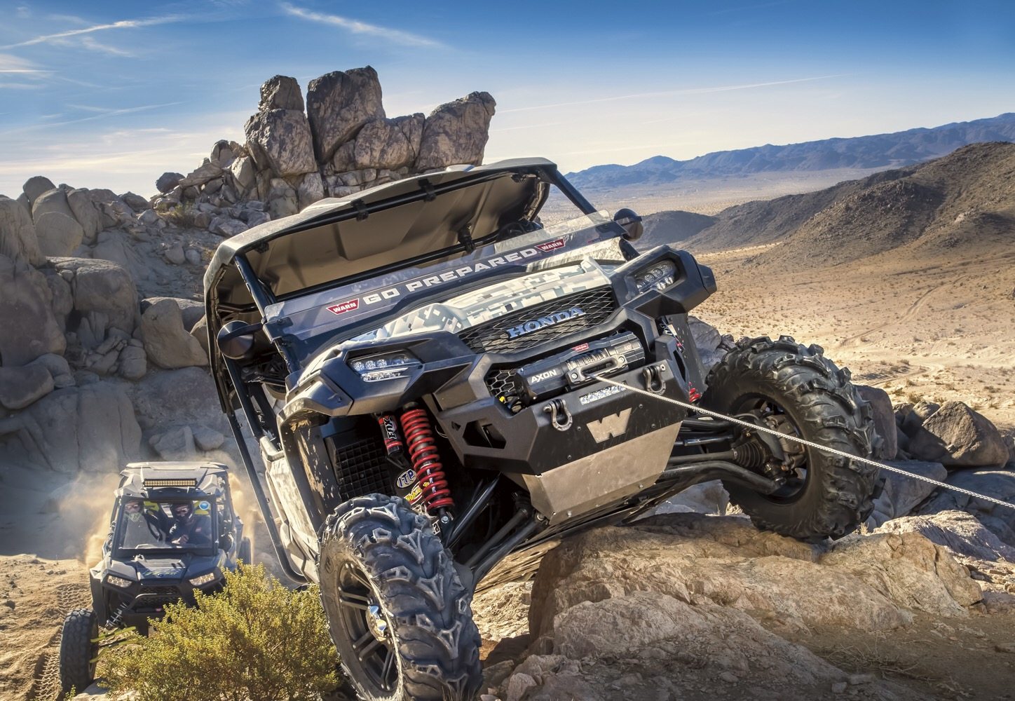 Warn Industries Launches Two All New Ground Breaking Powersports Winch Wiring Diagram 4500 Axon