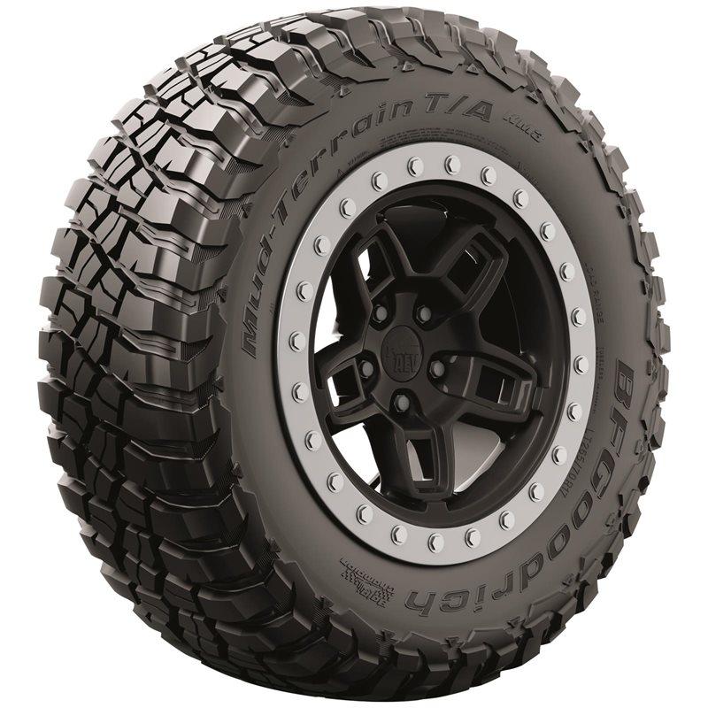 Bfgoodrich Tires Launches Mud Terrain T A Km3 Utv Guide