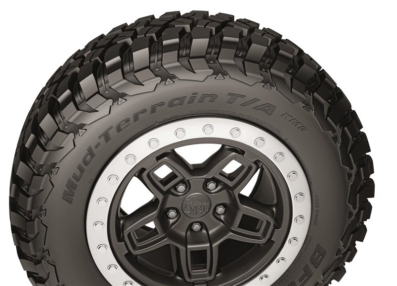 bfgoodrich tires launches mud terrain t a km3 utv guide. Black Bedroom Furniture Sets. Home Design Ideas