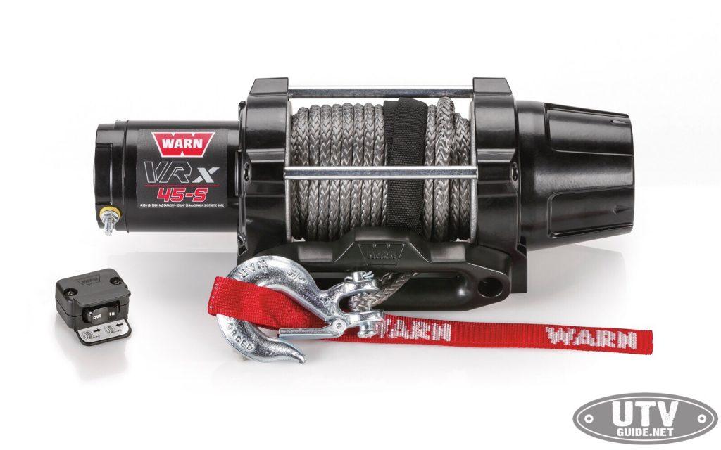 Warn VRX Winch