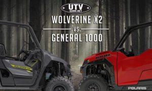 Wolverine X2 vs. GENERAL 1000