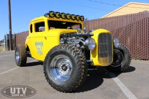 Rugged Radios 32 FORD RZR HOT ROD