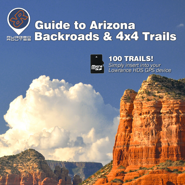 Arizona Off-Road Trails GPS