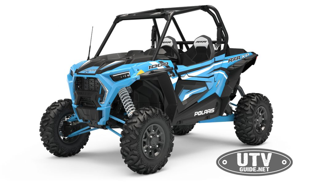 2019 Polaris Lineup, 2019 polaris RZR ride command