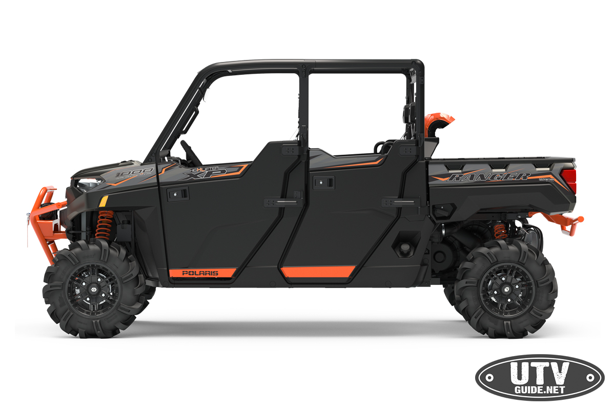 2019 polaris lineup includes upgraded ranger rzr and. Black Bedroom Furniture Sets. Home Design Ideas