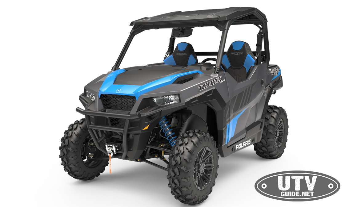 Polaris General 4 Seater >> 2019 Polaris Lineup Includes Upgraded RANGER, RZR and GENERAL Models - UTV Guide