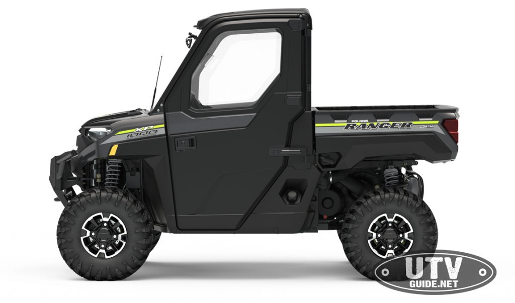 2019 Polaris Lineup, Polaris Ranger XP 1000 Northstar ride command edition