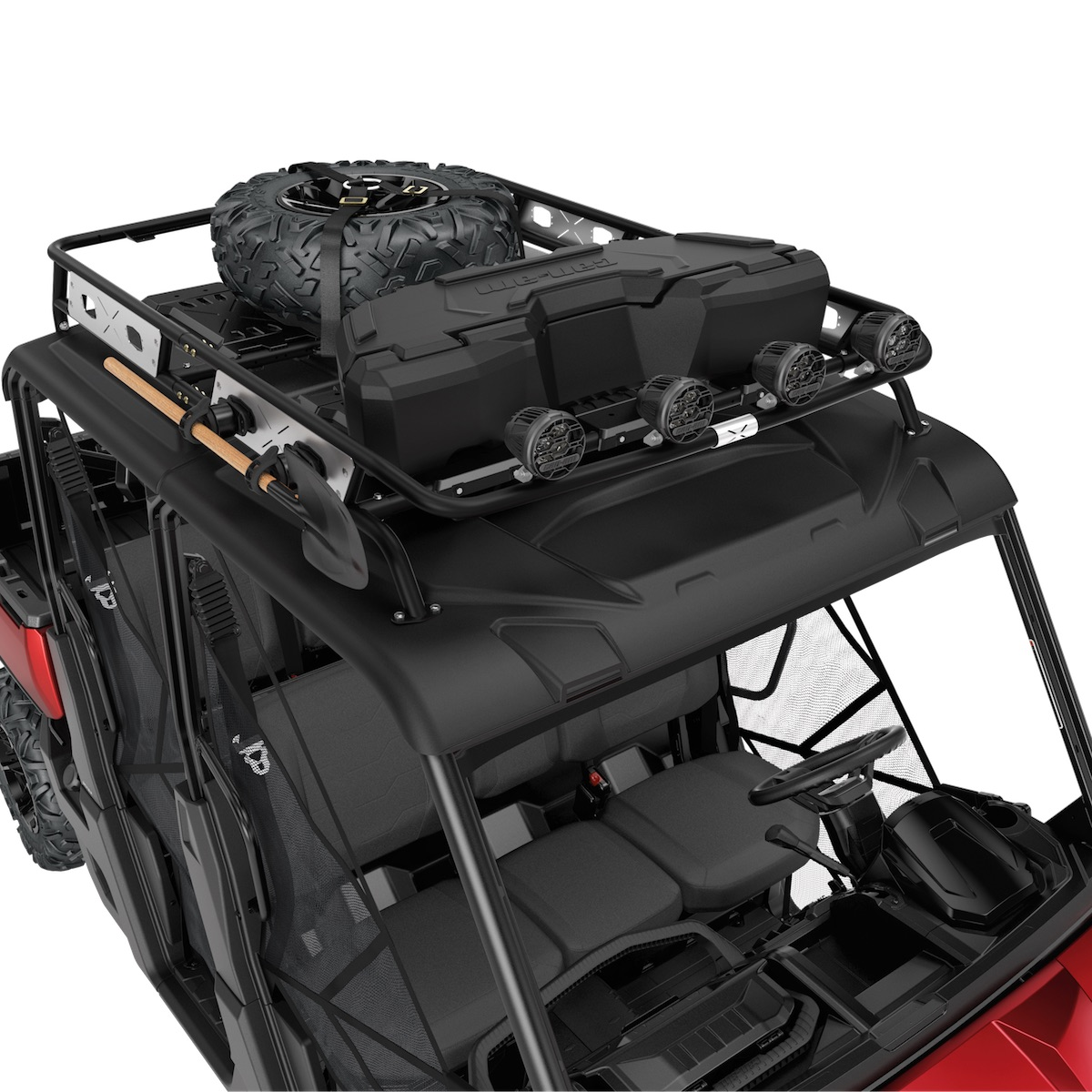 New Can Am Accessories Provide Convenient Solutions To