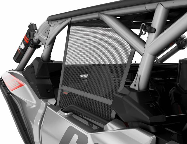 Can-Am Maverick X3 Window Nets
