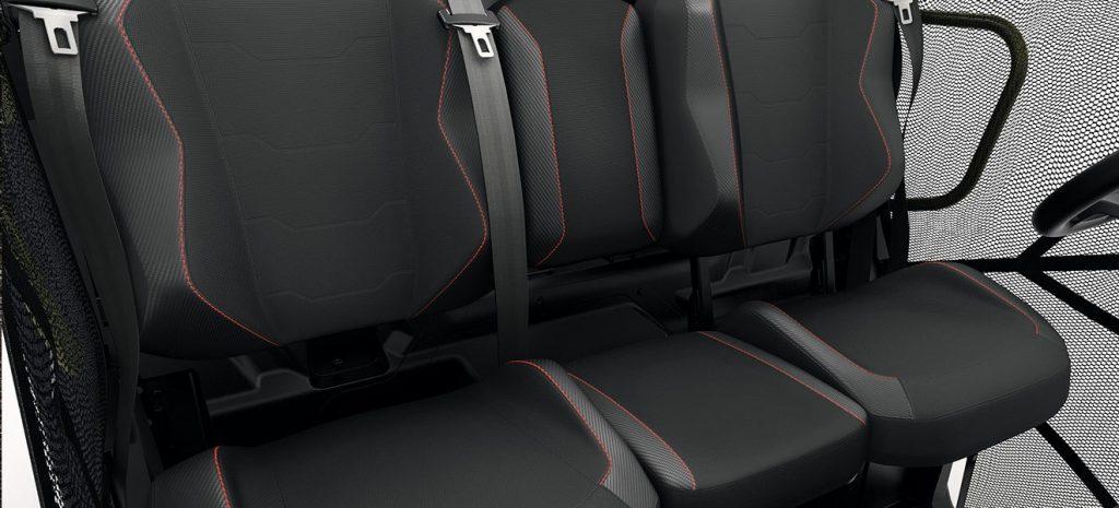 VERSA-PRO bench seats