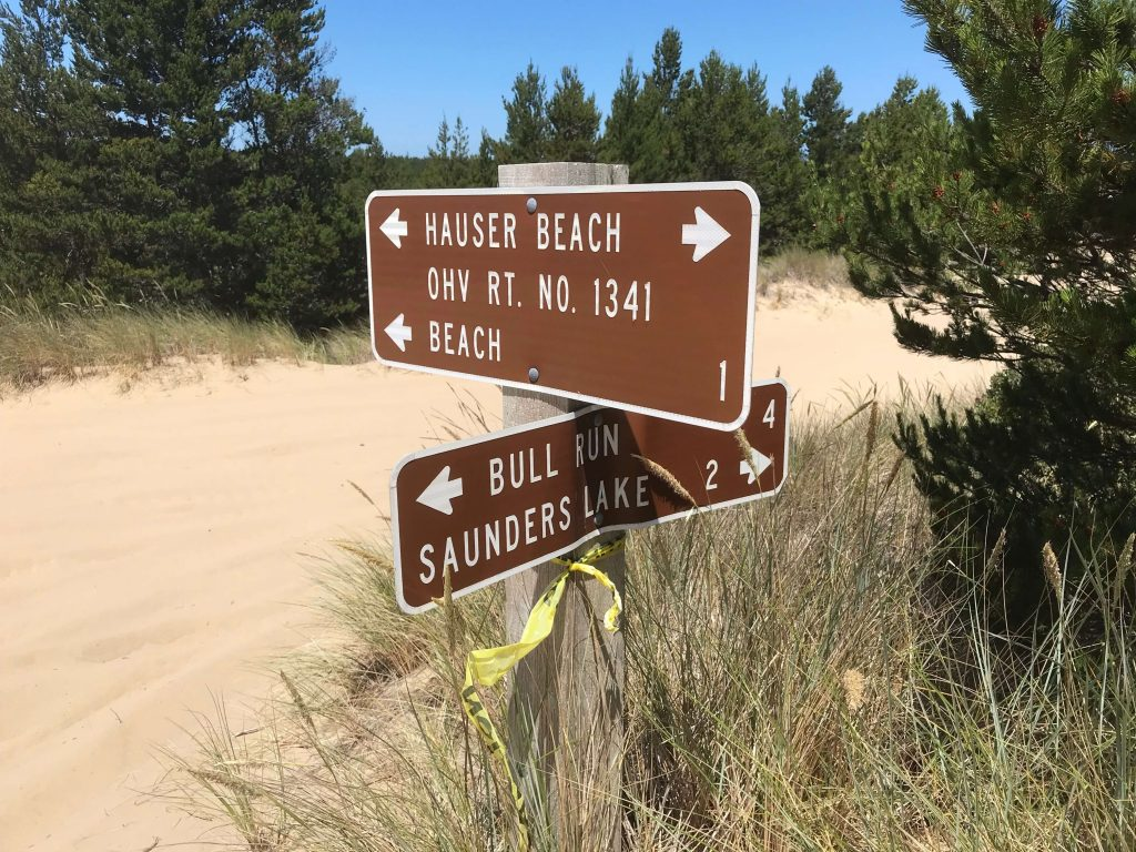coos bay sand dunes, spinreel dunes, horsfall dunes