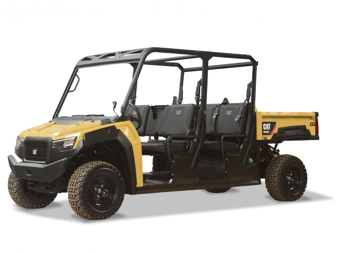 Caterpillar CUV105 D