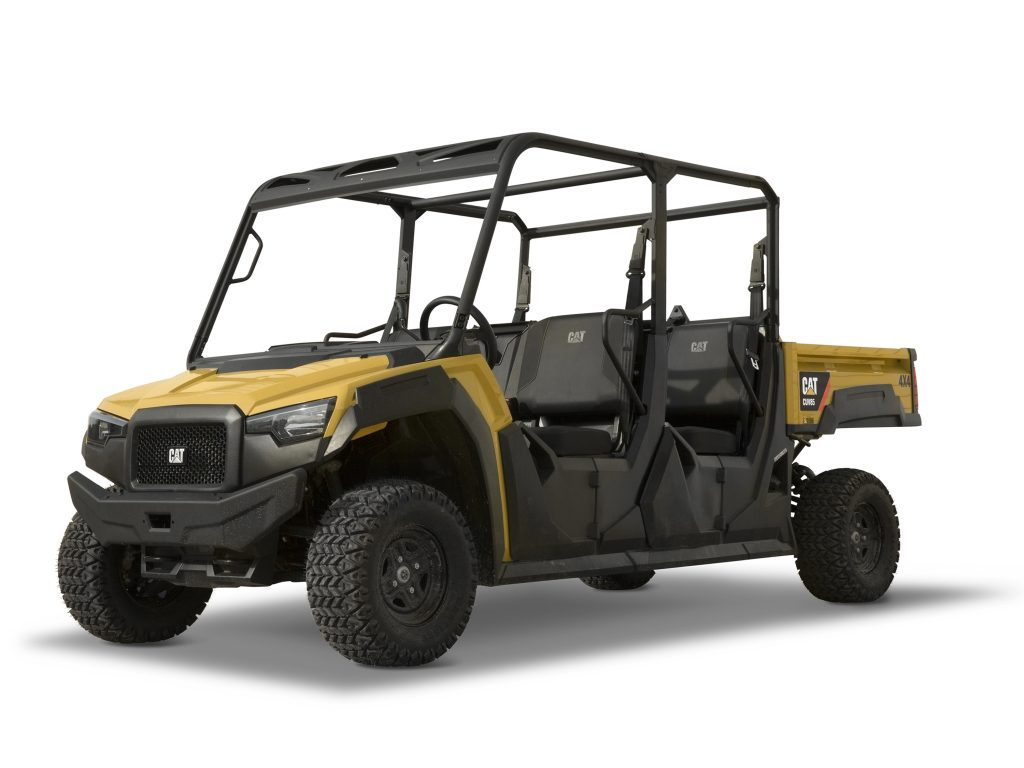 Caterpillar CUV85