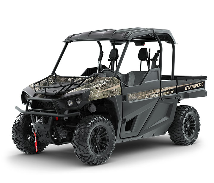TEXTRON STAMPEDE HUNTER EDITION