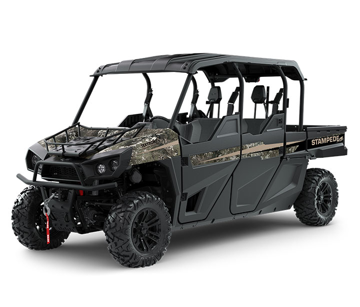 TEXTRON STAMPEDE 4 HUNTER EDITION