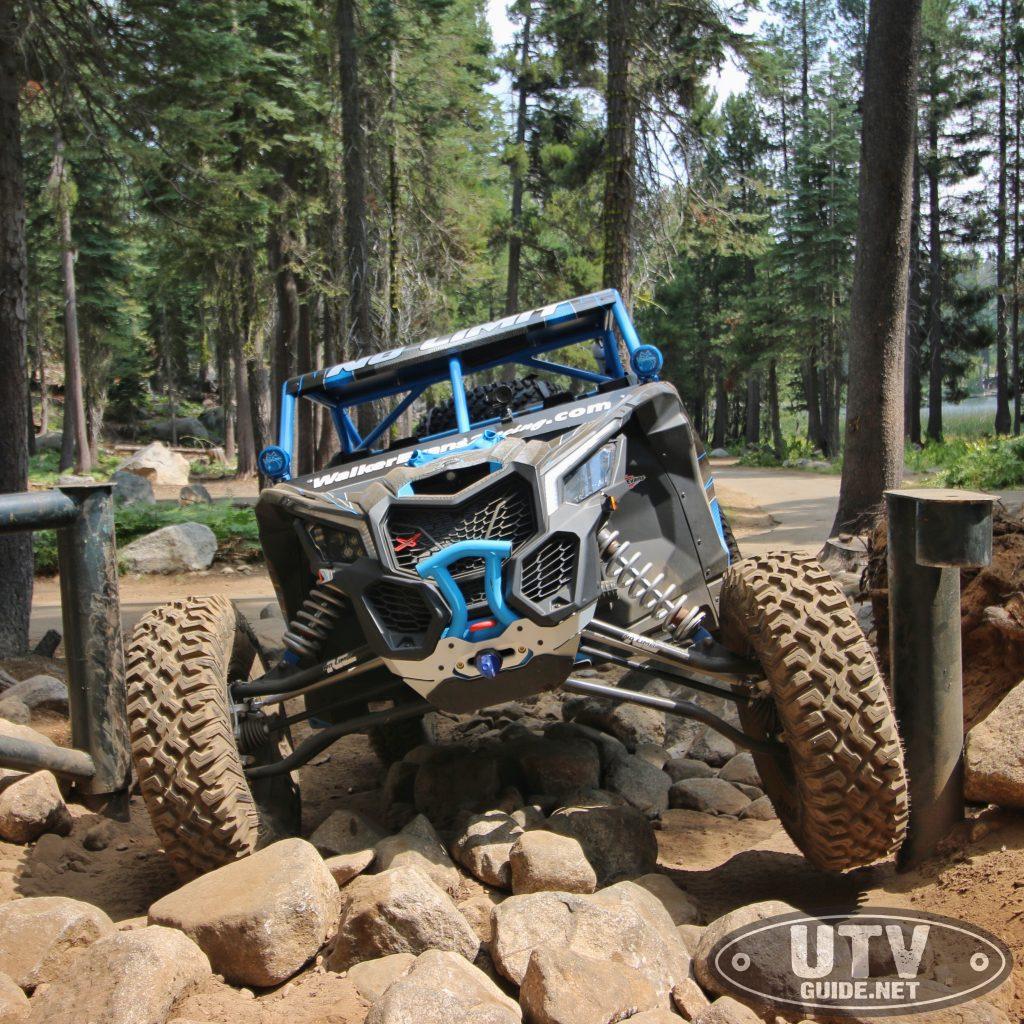 Barrett Lake Jeep Trail
