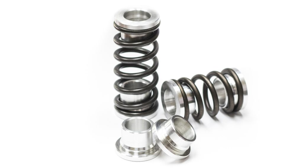 Aluminum Top Out Spring Retainers for Fox shocks