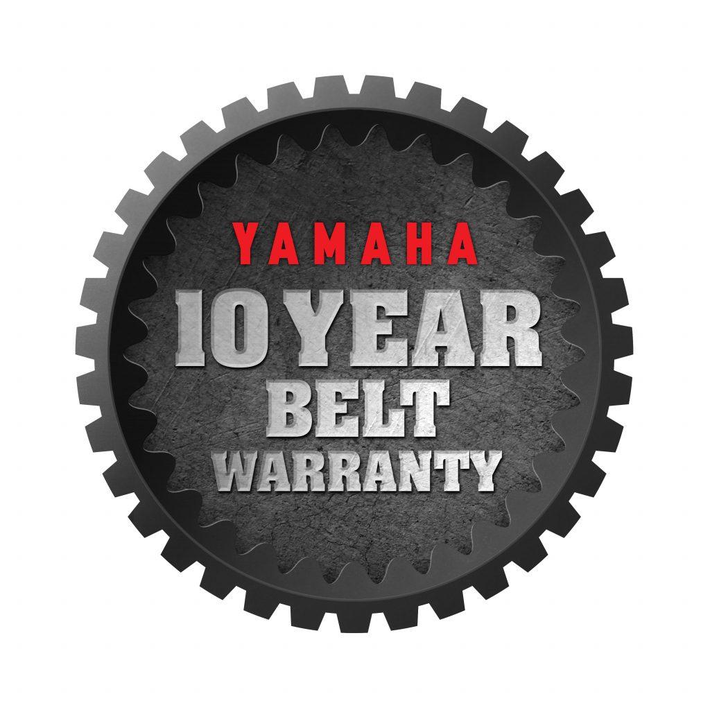 Most Reliable Utv >> Yamaha Announces 10-Year Belt Warranty - UTV Guide