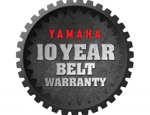 Yamaha 10 Year Belt Warranty