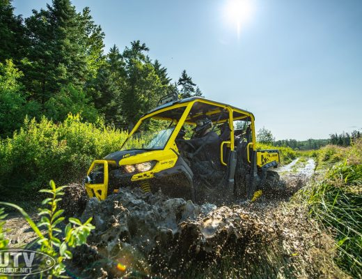 2019 Can-Am Defender MAX X mr