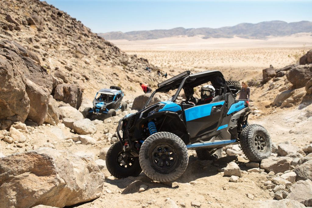 2019 Can-Am Maverick Sport RC