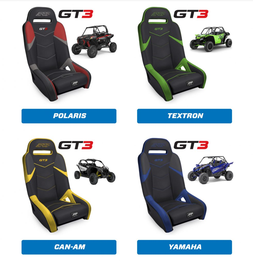 PRP GT3 Suspension Seat