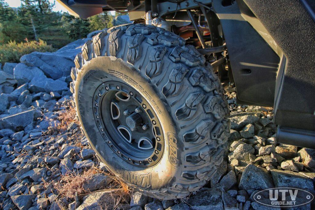 30x10R14 GMZ Kahuna Tire