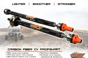 RCV CARBON FIBER Prop Shaft