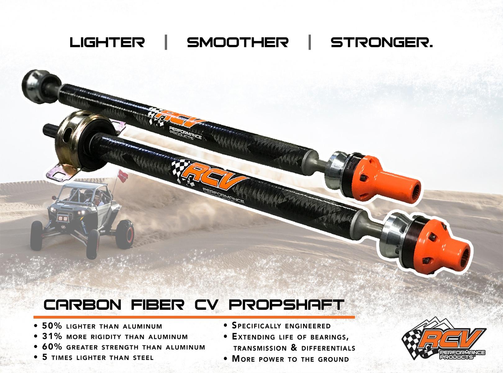 RCV CARBON FIBER Prop Shaft