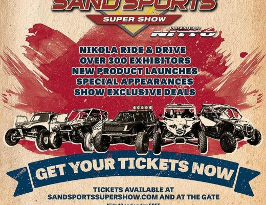 2018 Sand Sports Super Show
