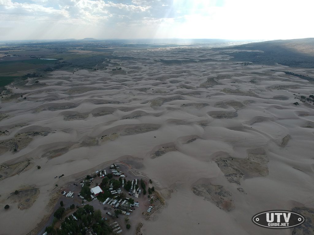 St. Anthony Idaho, St. Anthony Sand Dunes