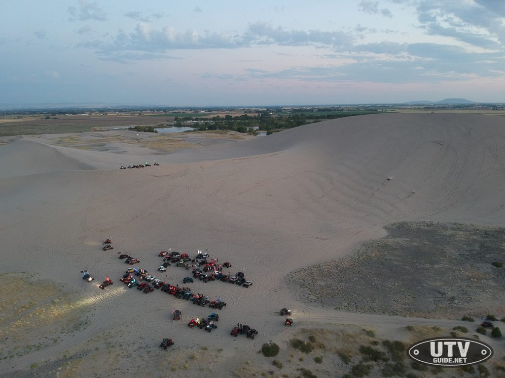 Thunder Mountain, St. Anthony Idaho, St. Anthony Sand Dunes