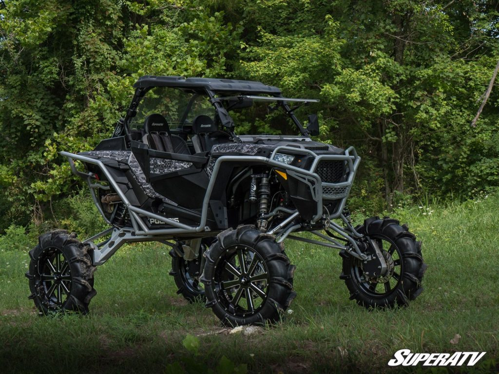 Polaris RZR with SuperATV 8-inch GDP Portal Gear Lift