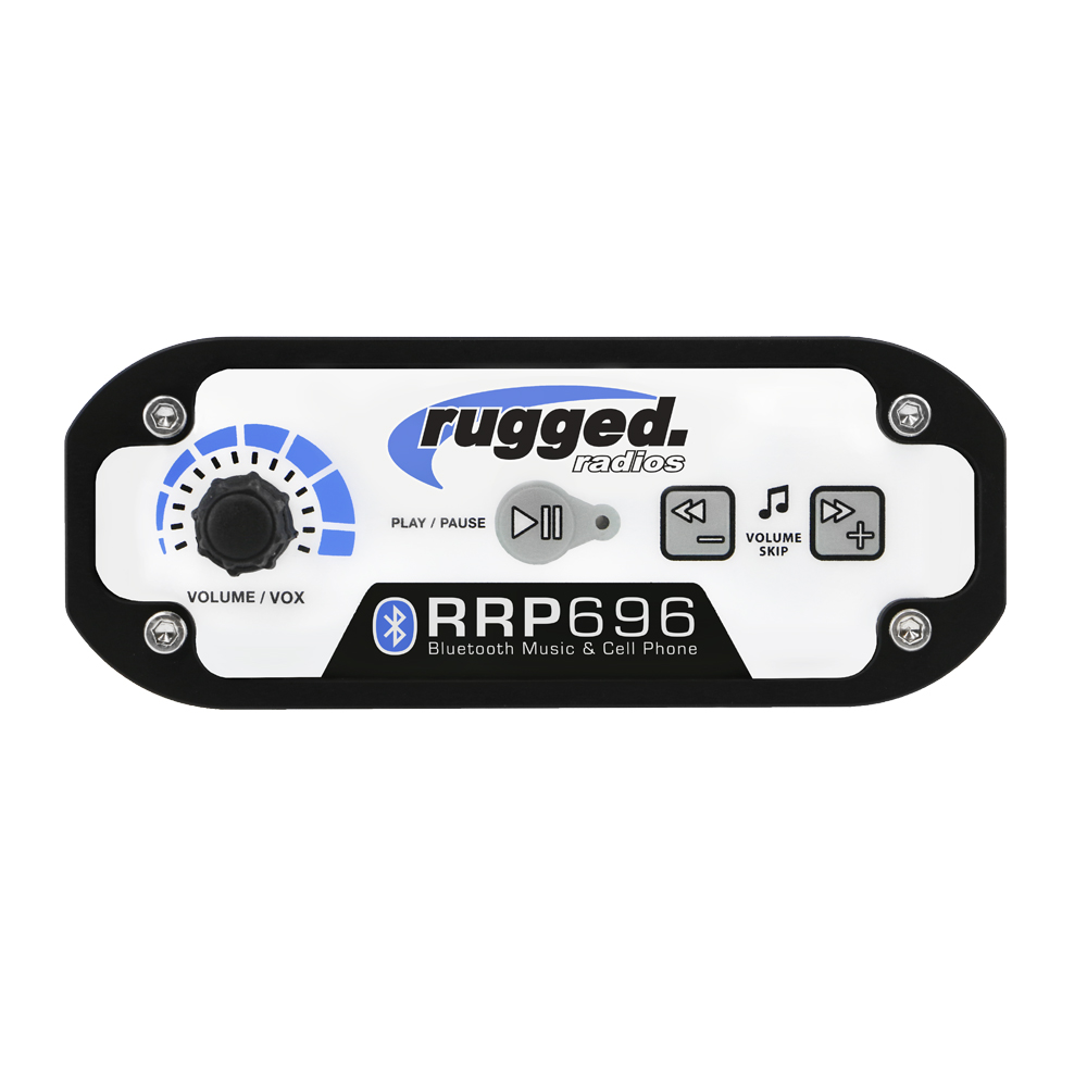 Rugged Radios 696 Bluetooth Intercom