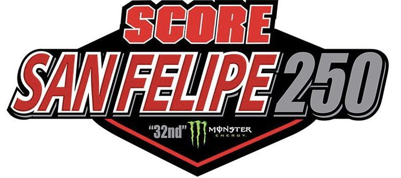 2018 SCORE Sand Felipe 250