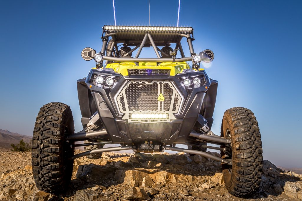 Assault Industries Hellfire Grill for Polaris RZR Turbo S