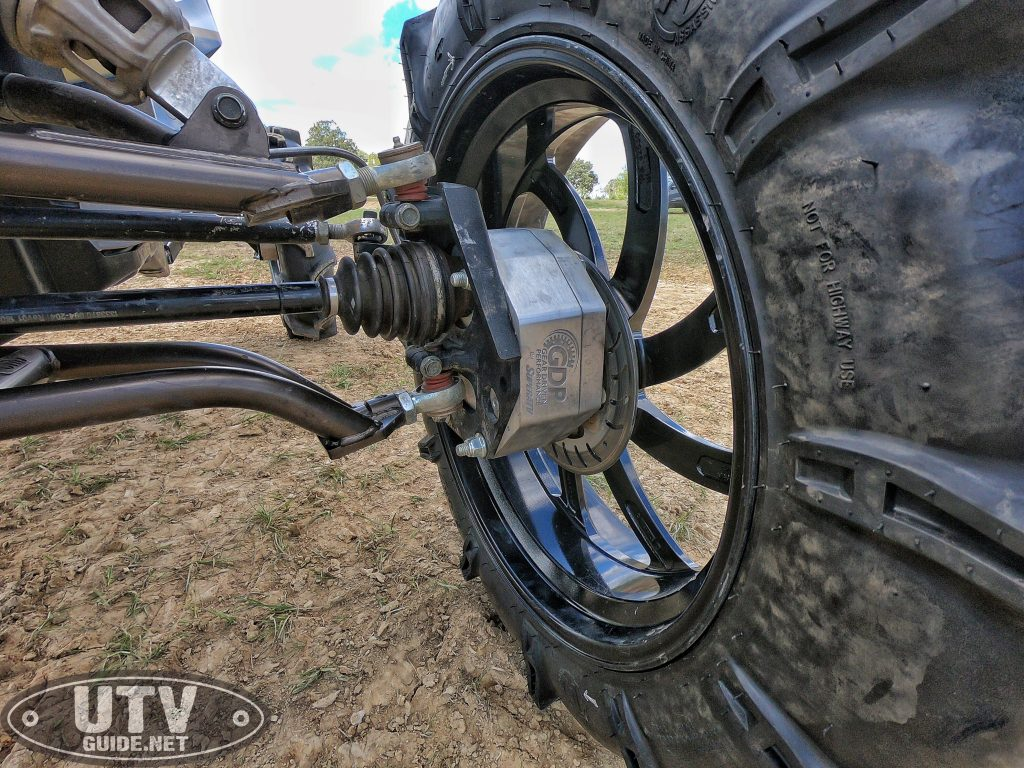 "SuperATV 4"" GDP Portal Gear Lift"
