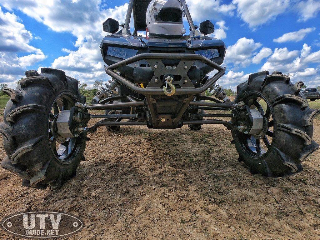 SuperATV 5,000 lbs winch