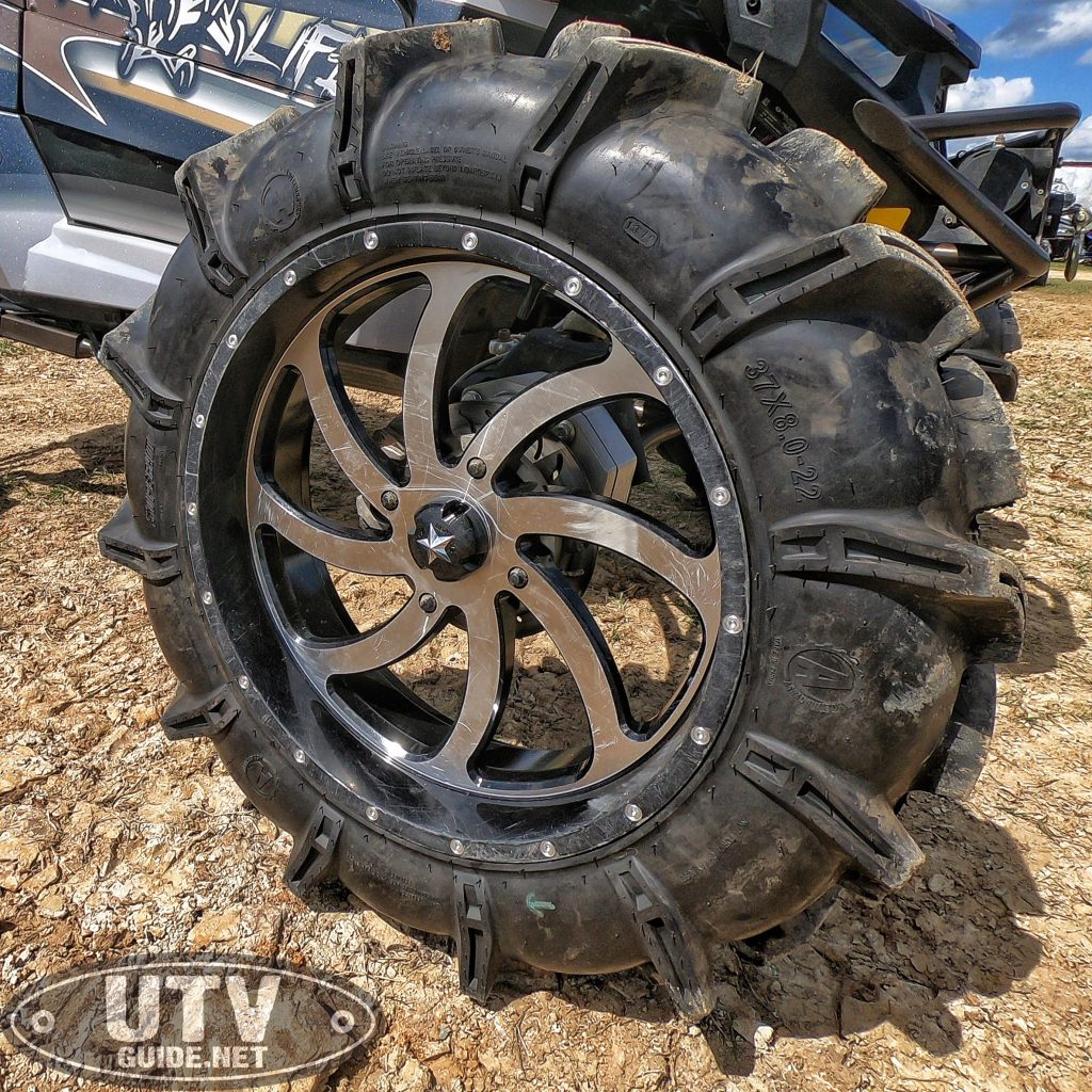 37-inch SuperATV Assassinator Tires