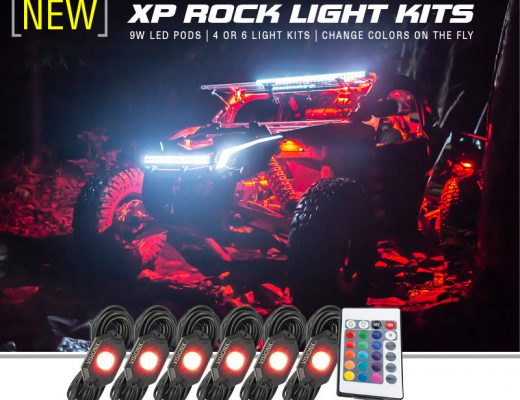 Vision X LED XP Rock Lights