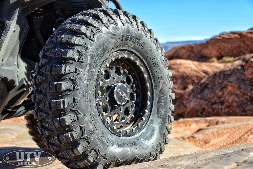 Kanati Terra Master Tire