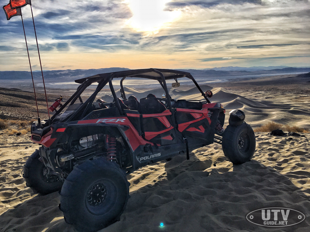 Polaris RZR XP 4 Turbo S