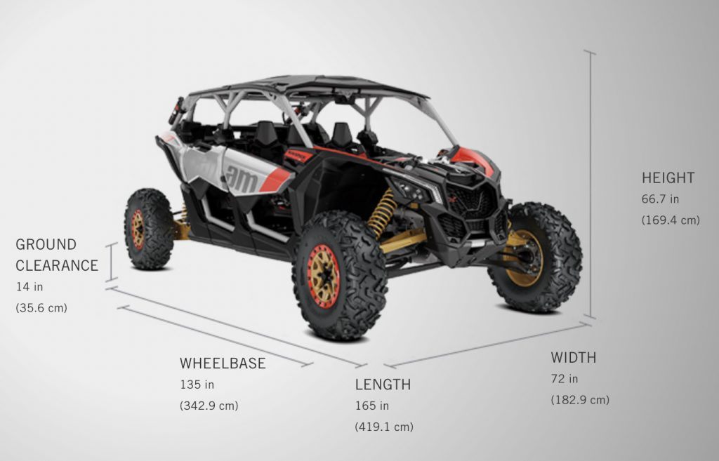 Can-Am Maverick X3 X RS Max