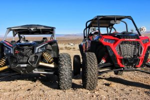 Can-Am maverick X3 X RS Max vs. Polaris RZR XP4 Turbo S
