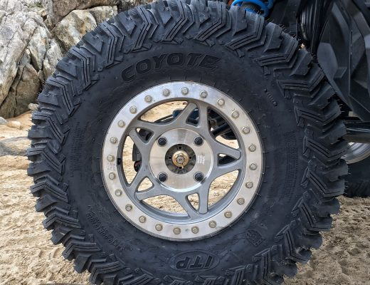 33x10R15 ITP Coyote Tire
