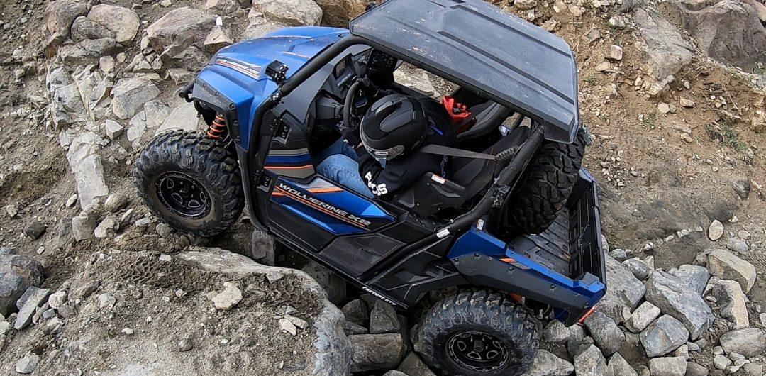 Yamaha Wolverine X2