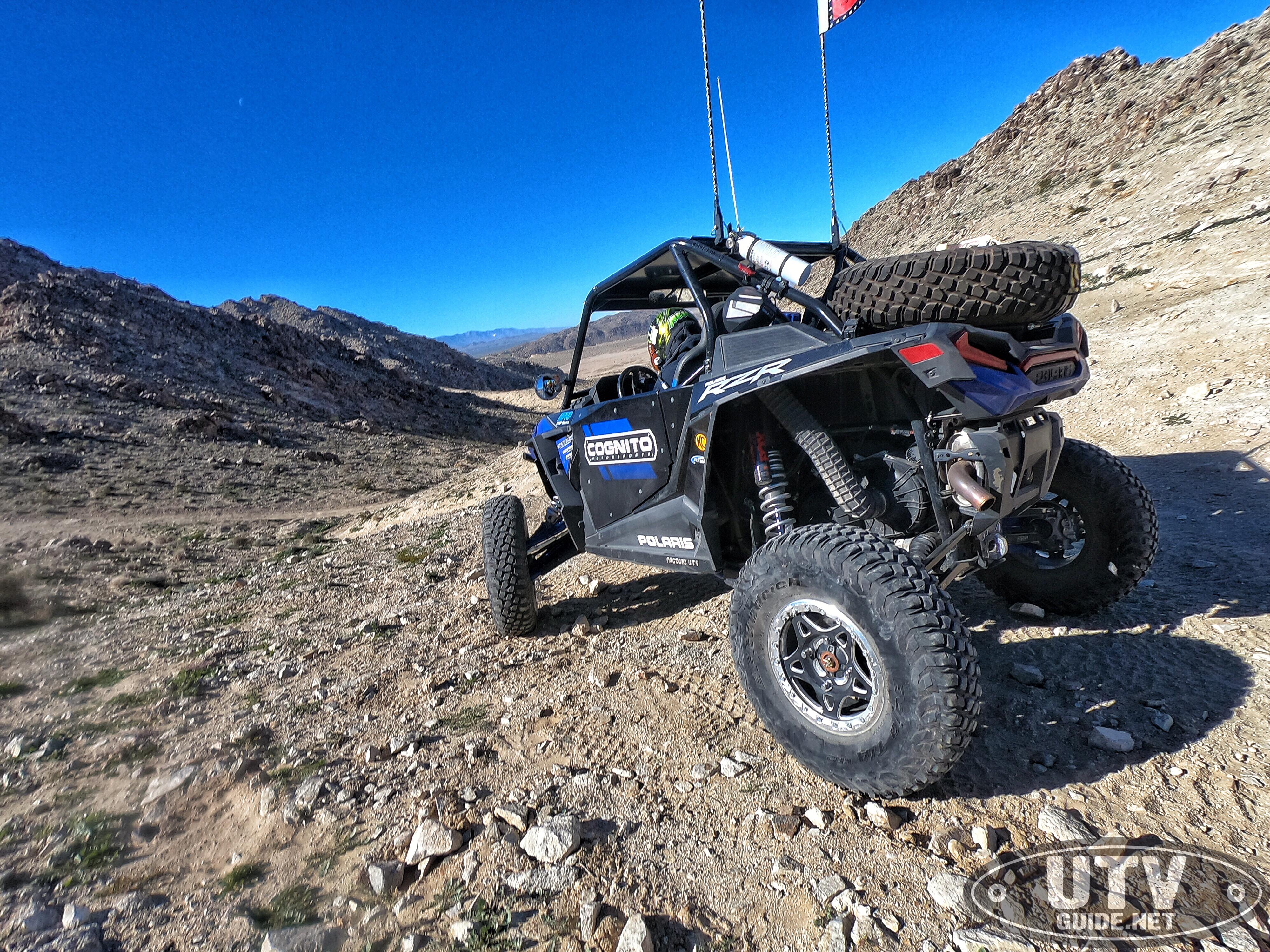 Testing Lower Transmission Gears in our Polaris RZR XP Turbo