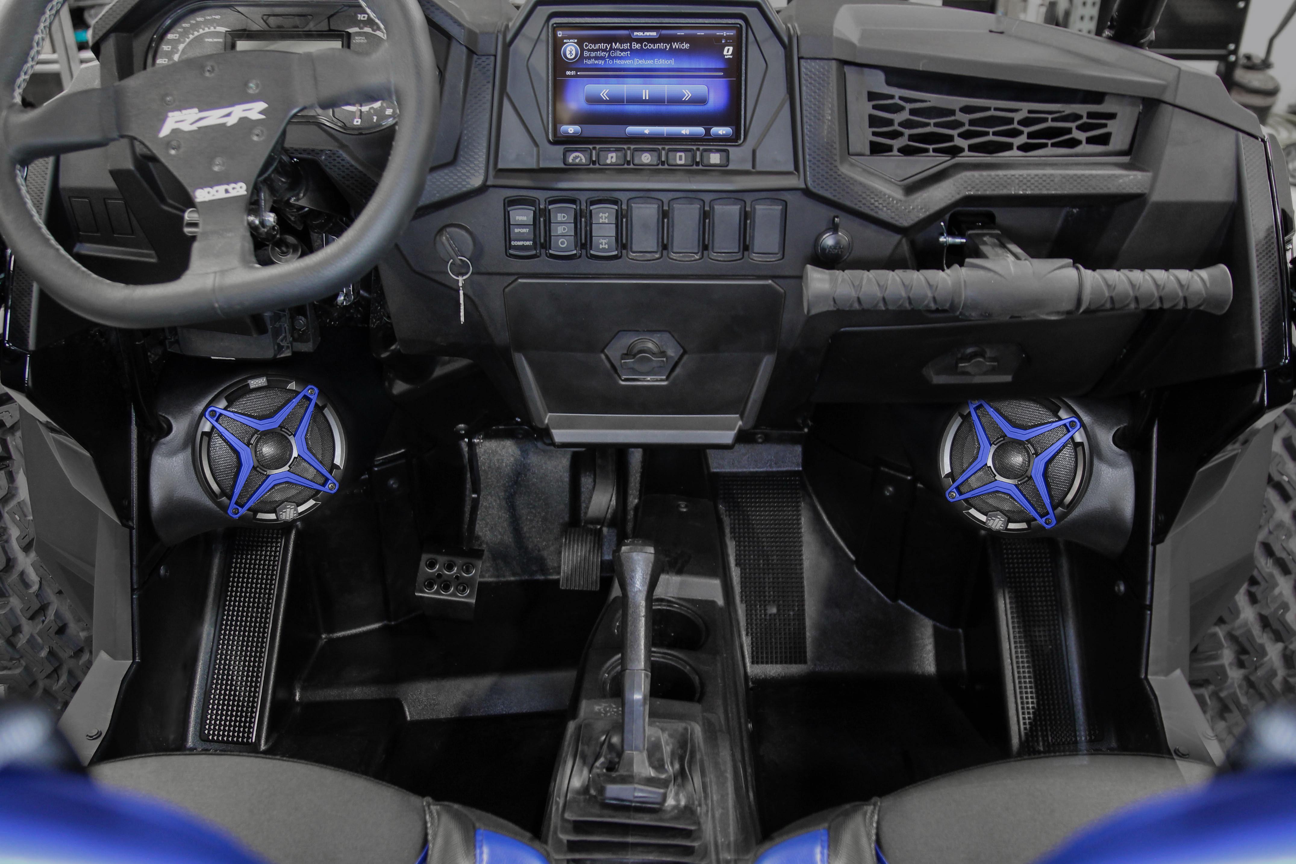 SSV Works Audio System