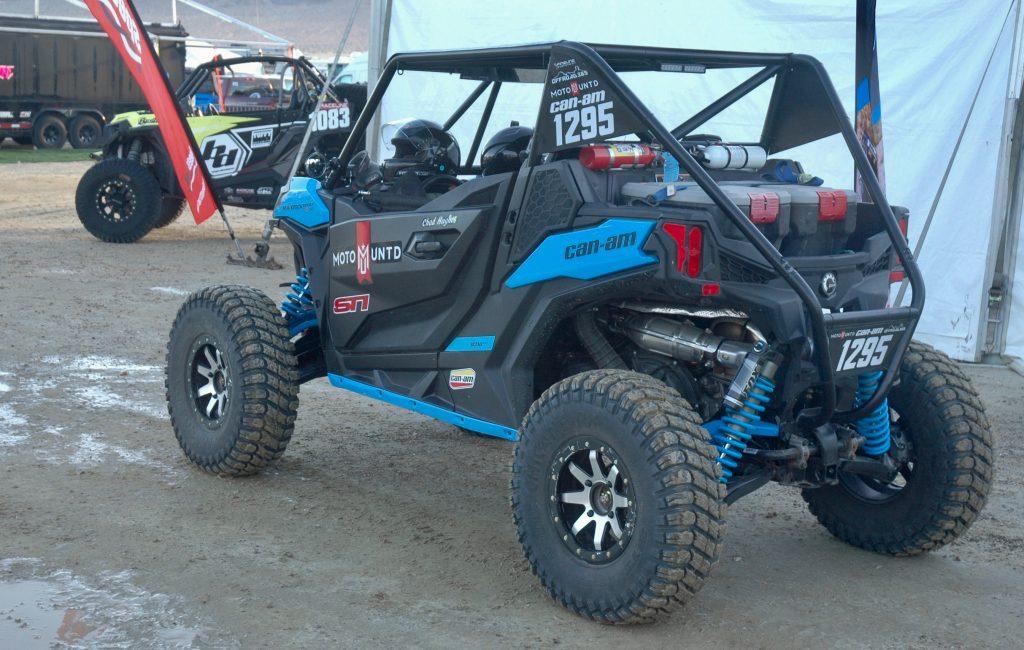 Can-Am Maverick Sport X rc 1000R