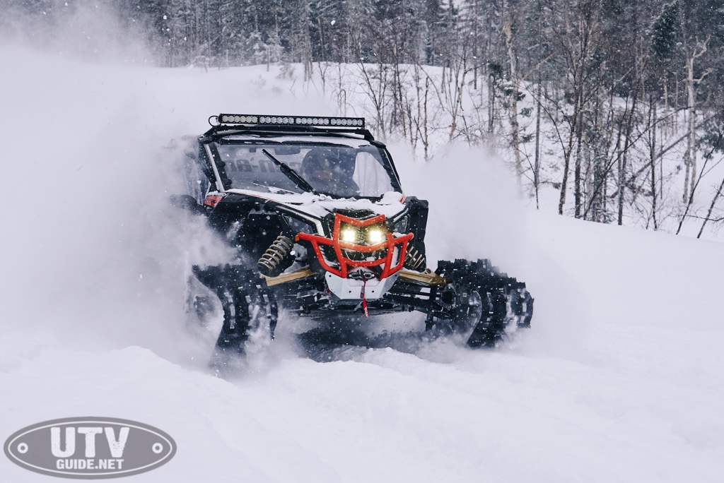 Apache Backcountry LT track kits